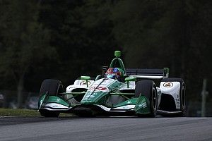 Mid-Ohio IndyCar: Herta top again in third practice