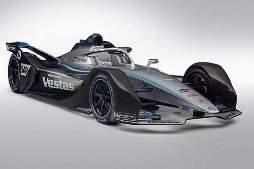 Mercedes présente ses pilotes et sa livrée pour la Formule E