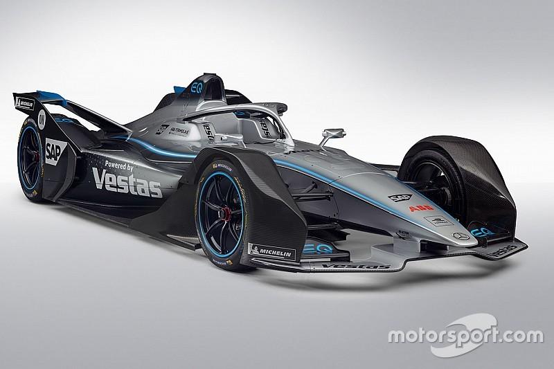 Bemutatkozott a Mercedes első Formula E versenyautója: Vandoorne az egyik versenyző