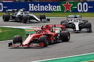 """Bottas: Leclerc es """"muy duro"""" para su edad"""