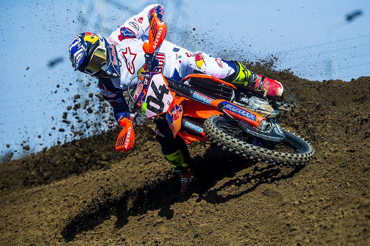 Les pilotes MotoGP reprennent peu à peu le guidon