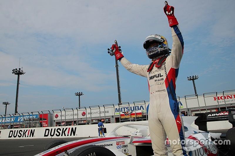 Pierwsze zwycięstwo Hirakawy