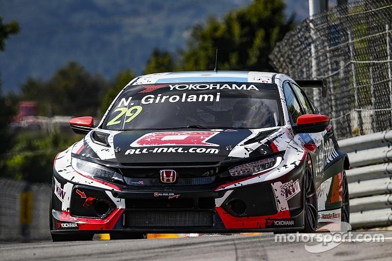 Honda WTCR driver Girolami to make Aussie cameo