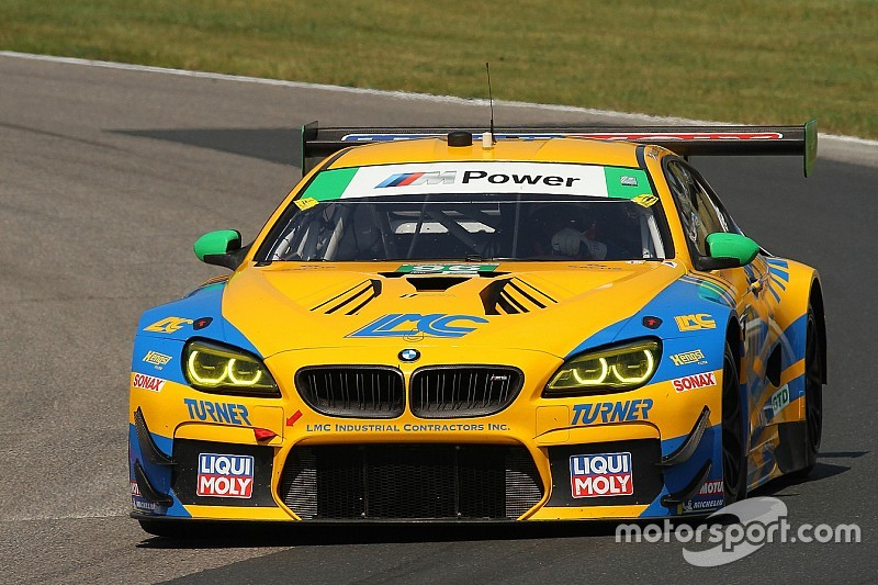 Turner BMW alcanza dos estadísticas especiales con la victoria en Canadá