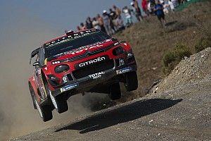 WRC: Citroen rimanda l'utilizzo delle nuove sospensioni al 2020