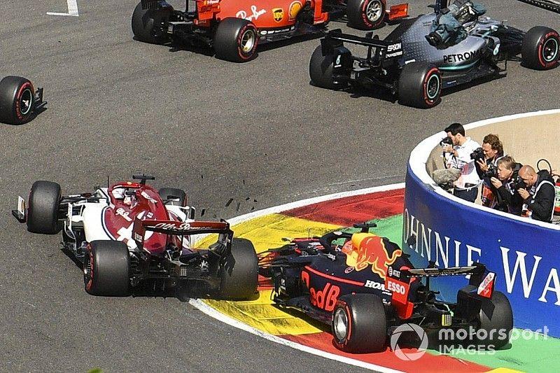 """Verstappen: Los problemas de arranque son """"difíciles de resolver"""""""