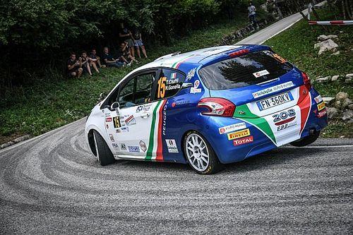 Peugeot punta a vincere il titolo al Rally 2 Valli con Ciuffi