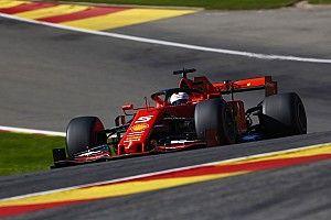"""Vettel: """"Oggi ho fatto gioco di squadra per frenare le Mercedes"""""""