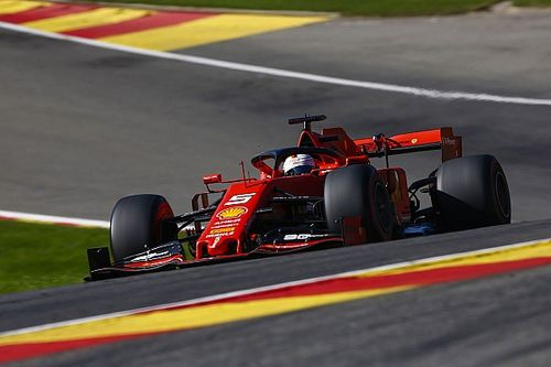 """Vettel: """"Ero troppo nel traffico per lottare per la pole"""""""