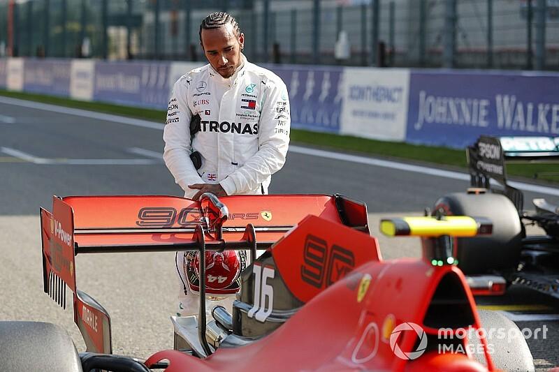 Ferrari не рассматривает вариант контракта с Хэмилтоном