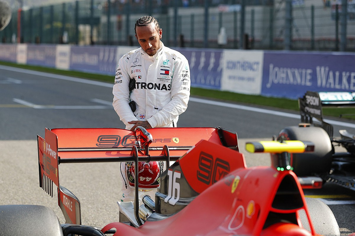 "Hamilton: No regrets if I never drive for ""different"" Ferrari"