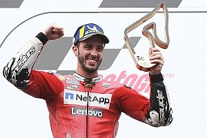 Red Bull Ring MotoGP: Dovizioso beats Marquez in sensational duel
