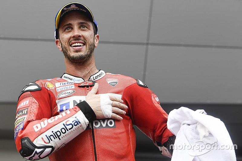 Dovizioso: La victoire en Autriche ne change pas le championnat