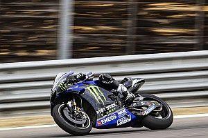 MotoGP, Sachsenring, Libere 4: Vinales porta la Yamaha in vetta, ma Marquez fa paura