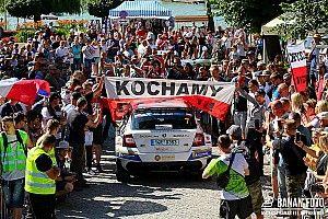 Rajd Polski ponownie w ERC