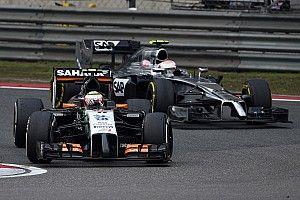 """Magnussen avait un """"accord formel"""" avec Force India pour 2014"""