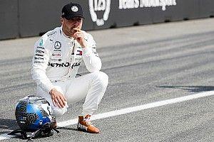 """Bottas manque la première ligne et regrette """"l'inconstance"""" des freins"""