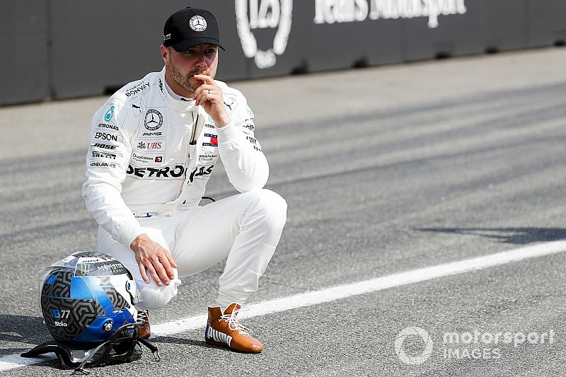 Bottas: 'Kwalificatie teleurstellend; we worstelden'