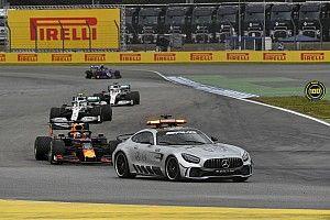 Systeemfout leidde tot safety car-onderzoek van Hamilton