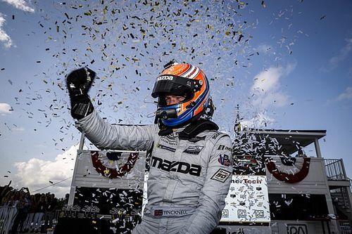 Road America IMSA: Bomarito e Tincknell regalano alla Mazda il terzo trionfo