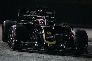 """Grosjean: """"Windtunnel niet oorzaak van problemen bij Haas"""""""