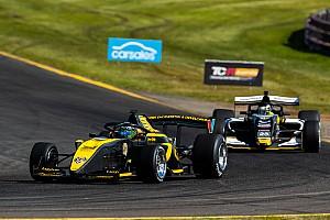 Sandown S5000: Brabham crash helps Golding to win