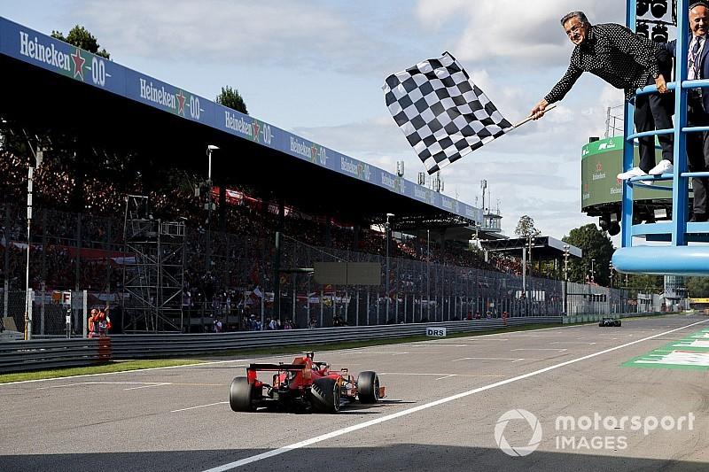Leclerc dá show e faz Ferrari romper jejum de vitórias no GP da Itália