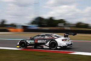 Роккенфеллер победил во второй гонке DTM в Ассене, Виттман приехал на подиум с последнего места