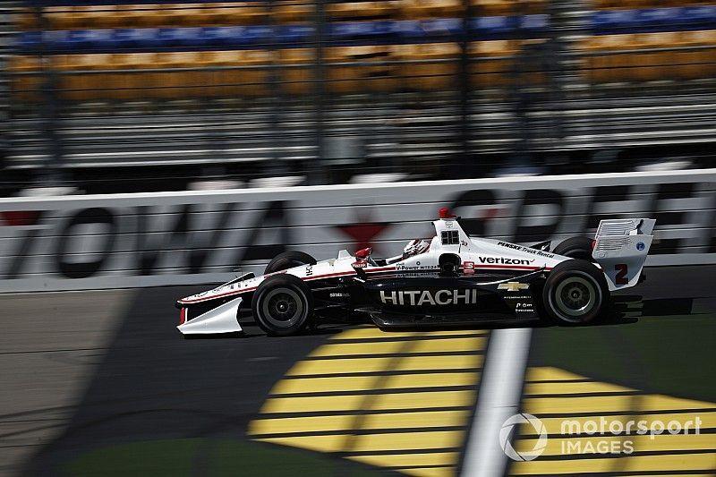 Ньюгарден выиграл гонку IndyCar на овале в Айове