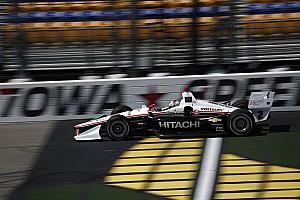 Iowa IndyCar: Newgarden wins, Dixon stars