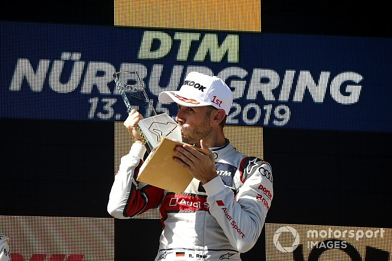 Nurburgring DTM: Rast wins, nightmare for Muller