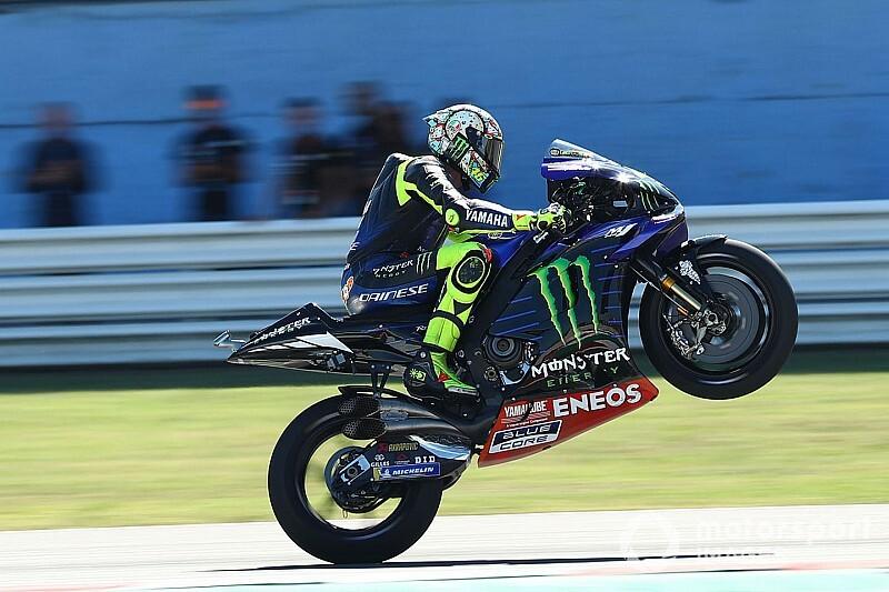 Rossi: Wiemy nad czym pracować