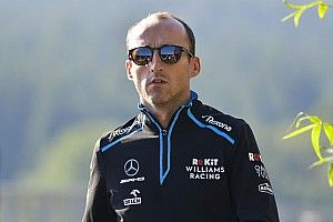 Kubica kézenfekvő a Williams számára, de Latifi is a pakliban van