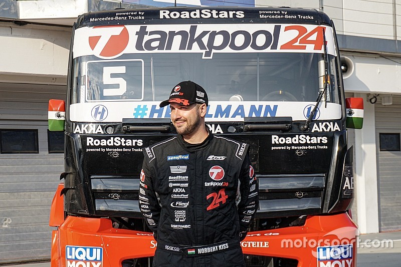 Csehországban folytatódik a kamion-Eb: Hajrá Kiss Norbi!