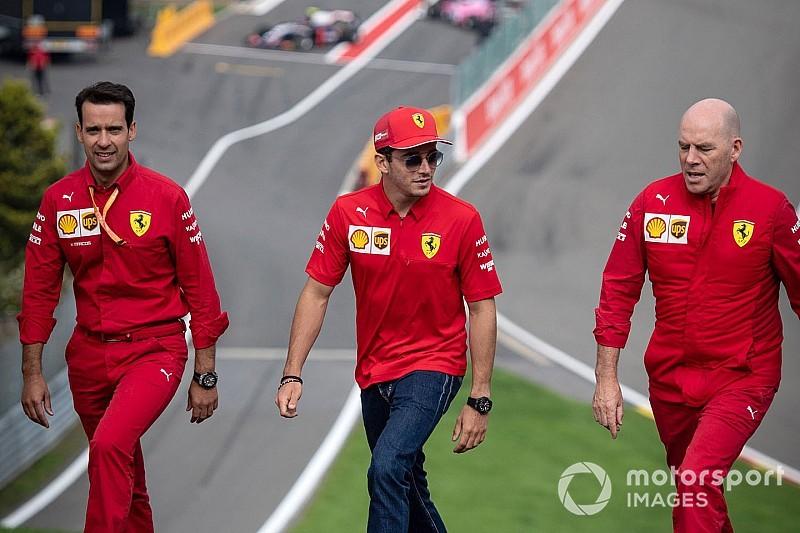 """Leclerc: """"Speriamo di cogliere una delle due possibilità!"""""""