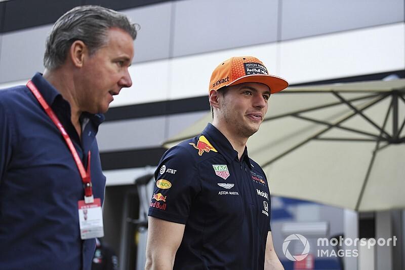 """Verstappen: """"İlk yarı beklentileri aştı, ikinci yarı beklentilerin altında kaldı"""""""