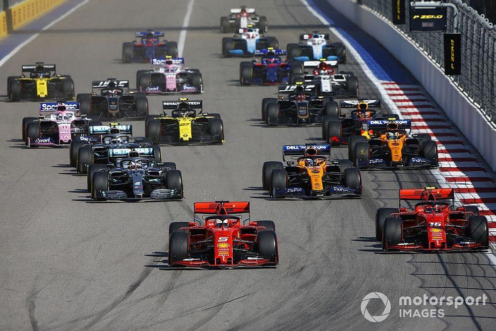 Team radio in full: Ferrari's Sochi team orders controversy