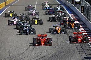 Formule 1 maakt starttijden voor seizoen 2020 wereldkundig