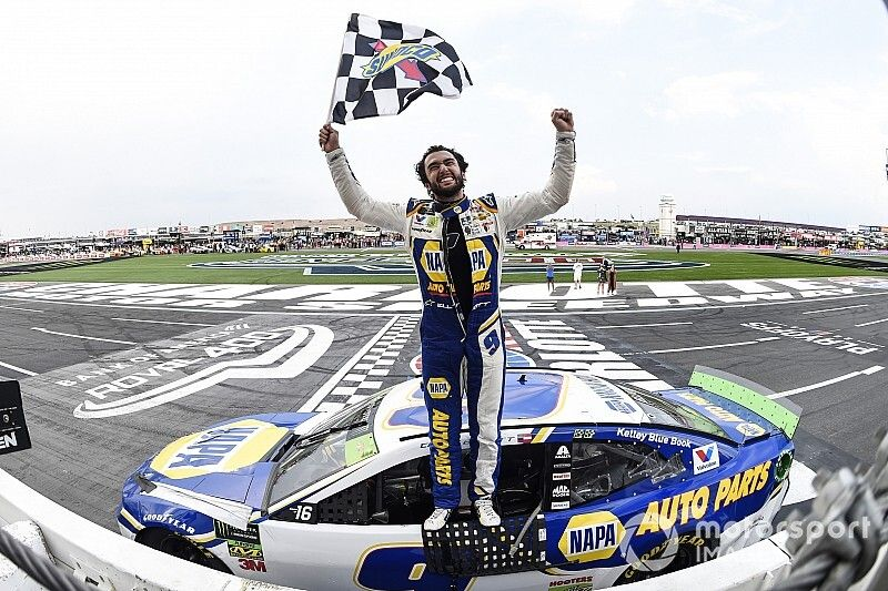 """Chase Elliott: """"We're a stronger team now than we've ever been"""""""