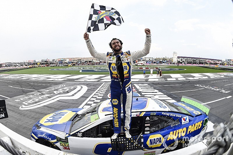 "Chase Elliott: ""We're a stronger team now than we've ever been"""