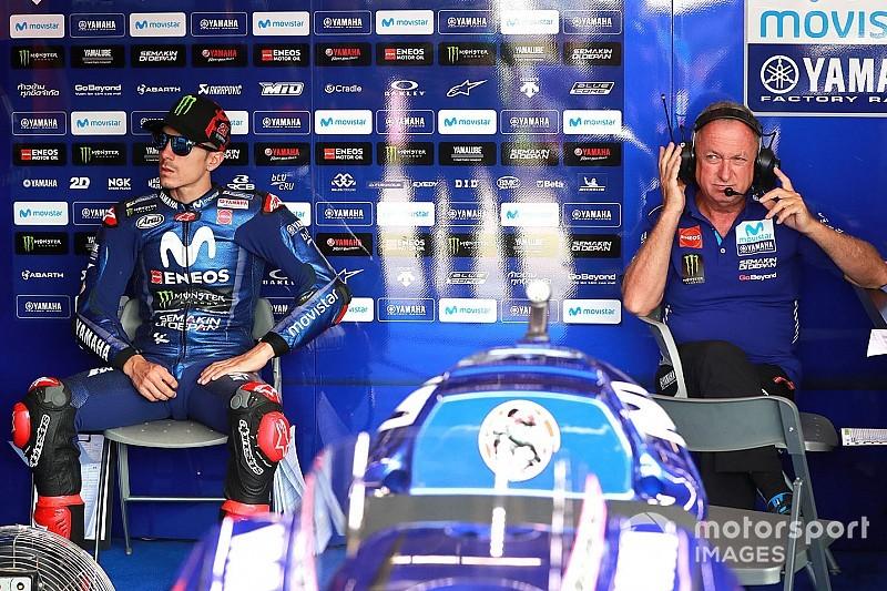 """Vinales rivela: """"La decisione di cambiare Forcada non è solo mia, ma dell'intero team Yamaha!"""""""