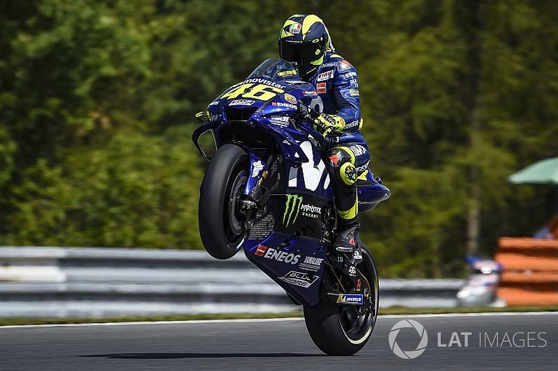 Mesmo em 2º, Rossi é pessimista quanto a ritmo de prova