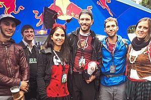 Das vierte Mal beim Alpenbrevet für den Veteranen Brian Coley