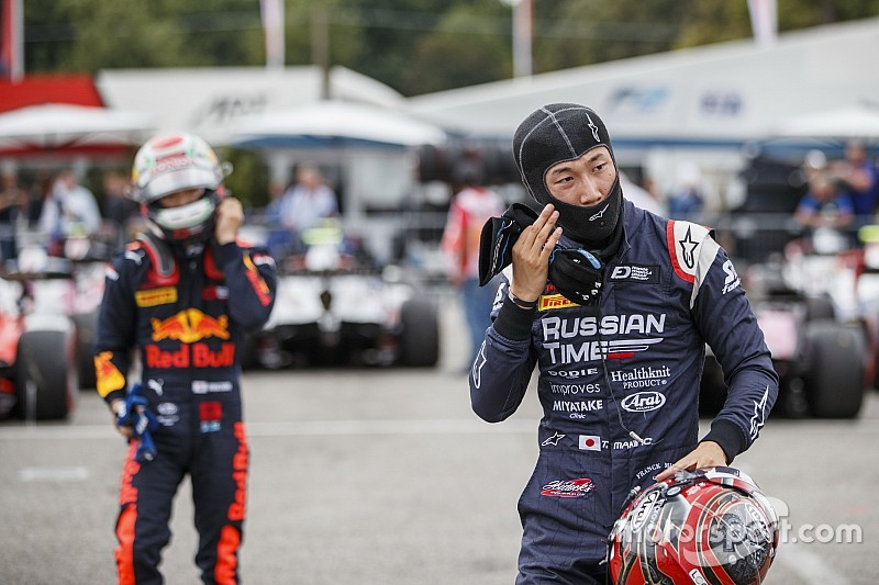 Fukuzumi, Makino remain Honda's top F1 hopefuls