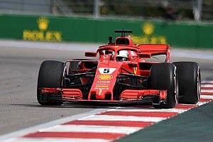 """Vettel hadert nach schlechtem Freitag: """"Weit weg von den anderen"""""""