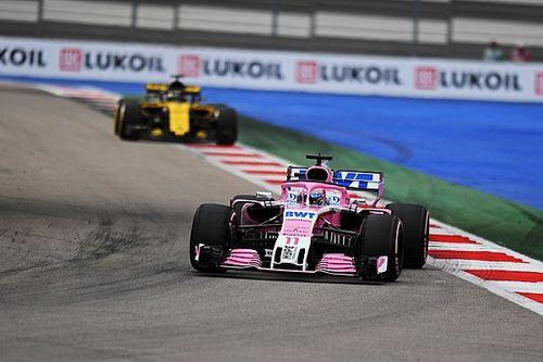 Formel 1 Sotschi 2018: Die Startaufstellung in Bildern