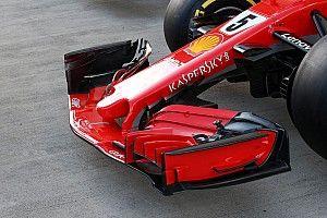 Des évolutions majeures sur la Ferrari en Russie