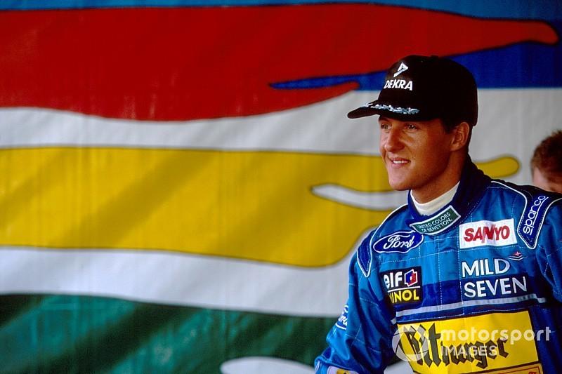 Нова теорія ставить крапку в «нечесному» першому титулі Шумахера в Ф1