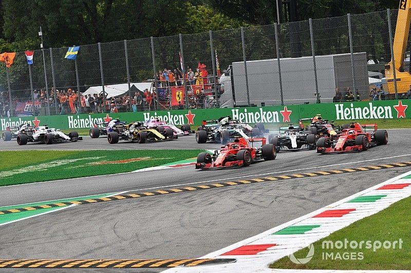 Vettel dice que Hamilton no le dejó suficiente espacio