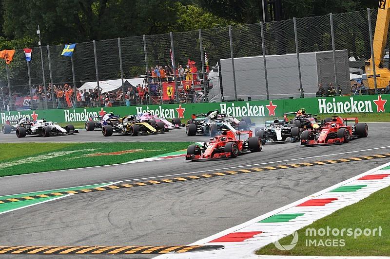 Monza, ilk iki şikandan en az bir tanesini kaldırmayı planlıyor!